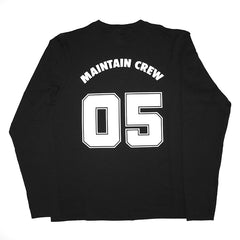Maintain Crew 05 Long Sleeve