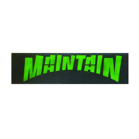 Maintain Green TRSHR Grip Tape