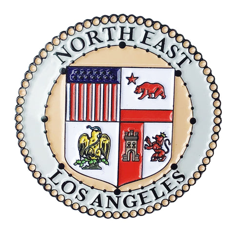 Northeast Crest/Shield
