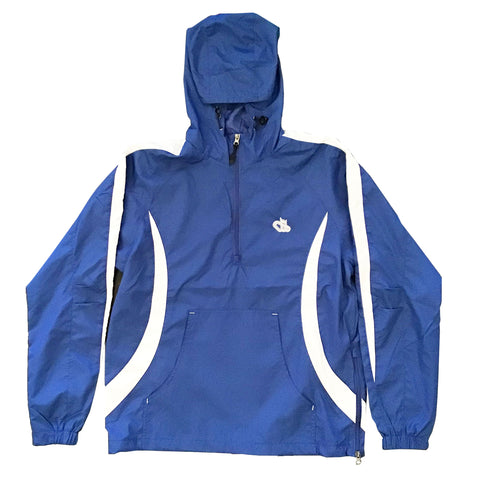 Maintain Blue Windbreaker