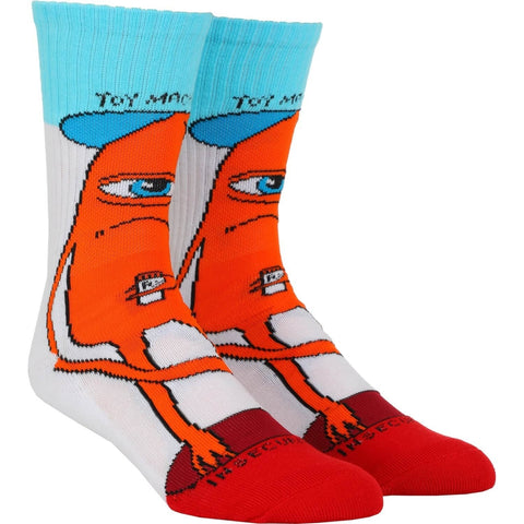 Toy Machine Insecurity Sock 1 Pair
