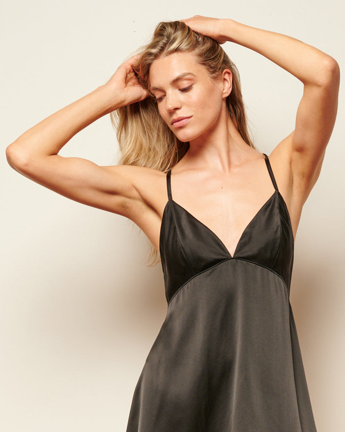 Rodin Nightgown Black