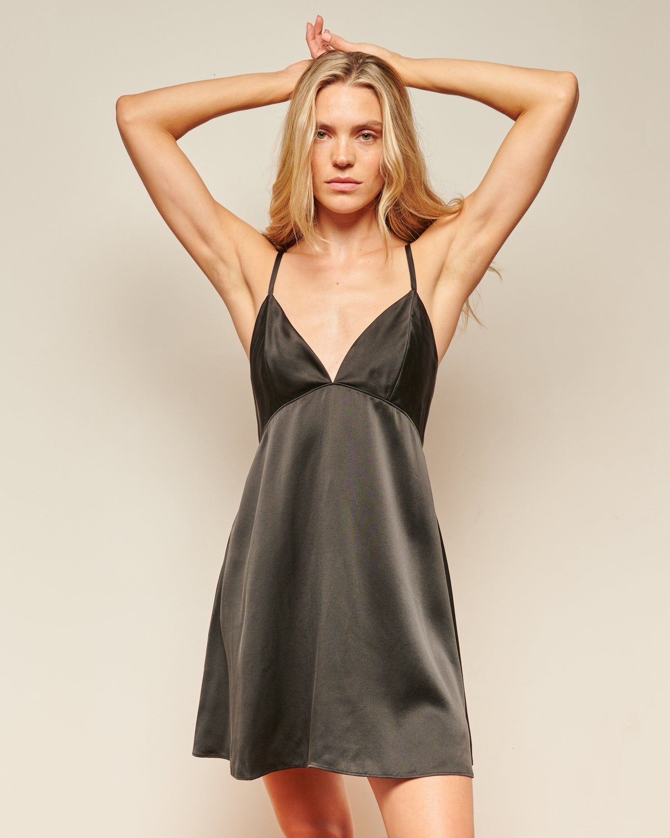 Black washable silk, short nightgown. This luxurious silk slip dress, can be worn to bed or to date night. Nightgown dress, silk nightgowns, womens sleepwear, sleepwear silk, washable silk pajamas, sleepwear gowns, modern house Dress, washable silk pajamas, satin slip dress, sleepwear for ladies