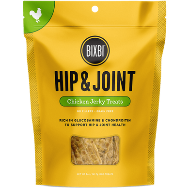 Bixbi Hip & Joint Chicken Jerky