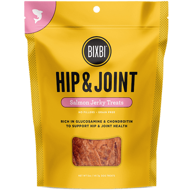 Bixbi Hip & Joint Salmon Jerky