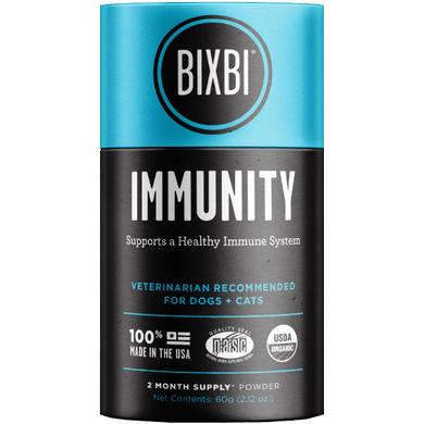 Bixbi Immunity Supplement 2.12 oz.