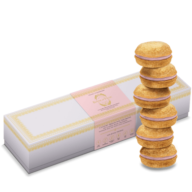 Bonne et Filou Strawberry Macaron Box