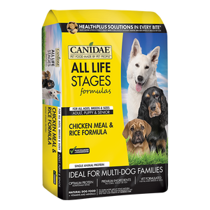 Canidae Chicken & Rice Recipe Dry Dog Food