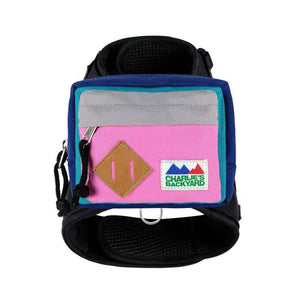 Charlie's Backyard Backpack Harness-Pink