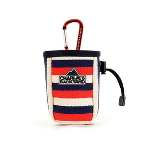 Charlie's Backyard Treat Bag-Navy