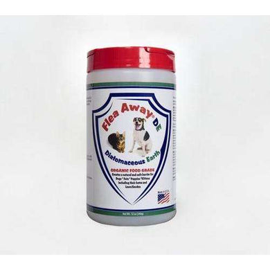 Flea Away Diatomaceous Earth 12 oz.