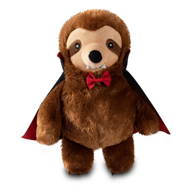 Fringe Studio Count Slothula Dog Toy
