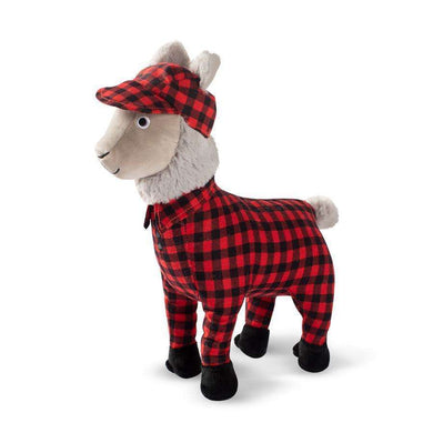 Fringe Studio PJ the Pajama Llama Dog Toy