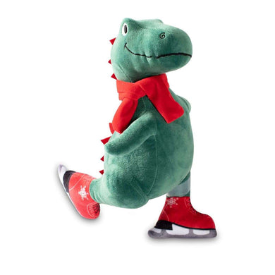 Fringe Studio Triple Axel T-Rex Dog Toy