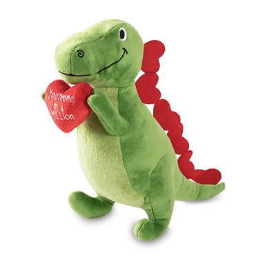 Fringe Studio You Make My Heart Saur Toy