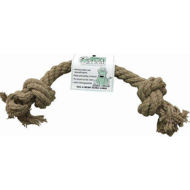 From the Field Tug-A-Hemp Extra Large Rope Toy