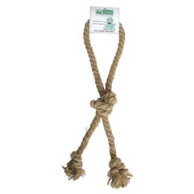 From the Field Tug-A-Hemp Large Loop Rope Toy