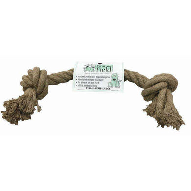 From the Field Tug-A-Hemp Large Rope Toy