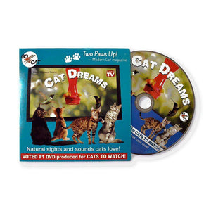 Go Cat Cat Dreams DVD