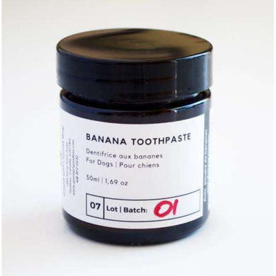 Good Girl | Good Boy Coconut Oil Toothpaste With Fruit Extract - Banana