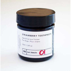 Good Girl | Good Boy Coconut Oil Toothpaste With Fruit Extract - Strawberry