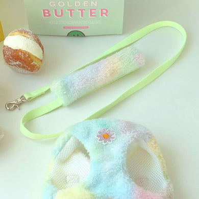 Hey Jerry Pastel Cotton Candy Leash