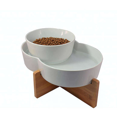 Highwave Pet Food Lagoon Large Bowl Set