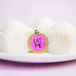 House of Wonderland Eat Me Pet Charm