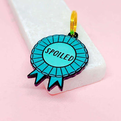 House of Wonderland Spoiled Pet Charm