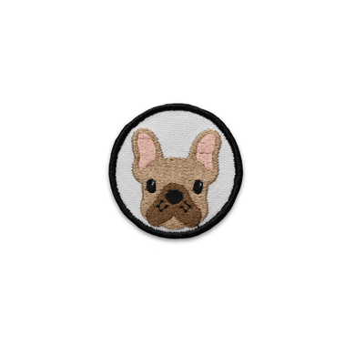 K9 Sport Sack Patch-Frenchie