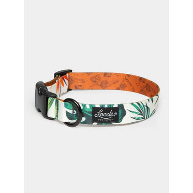 Leeds Dog Supply Tropicana Collar