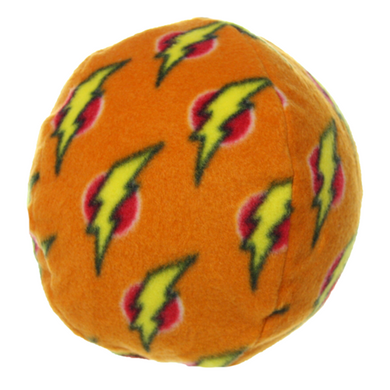 Mighty Ball Dog Toy-Lightning Bolt