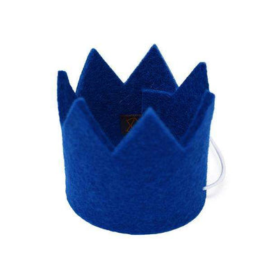 MODERNBEAST Party Beast Crown-Blue