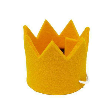 MODERNBEAST Party Beast Crown-Yellow