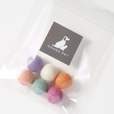 Nooee Pet Single Wool Ball-2 cm
