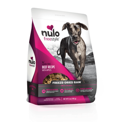 Nulo Freestyle Beef Freeze-Dried Raw Dog Food