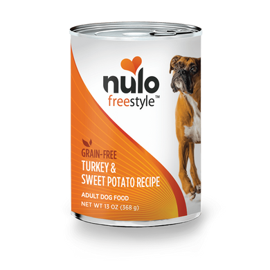 Nulo Freestyle Turkey & Sweet Potato Formula Canned Dog Food