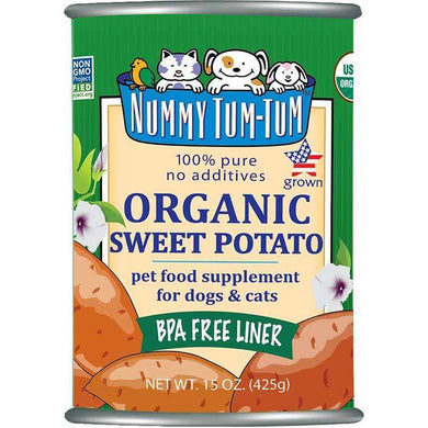 Nummy Tum Tum Organic Sweet Potato Digestive Supplement