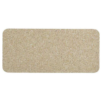Oré Pet Recycled Rubber Skinny Placemat-Natural
