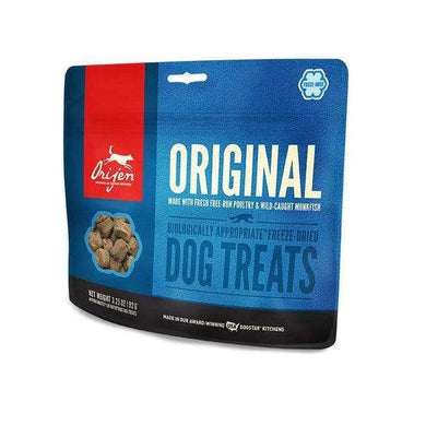 Orijen Original Freeze-Dried Dog Treats 3.25 oz.