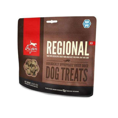 Orijen Regional Red Freeze-Dried Dog Treats 3.25 oz.