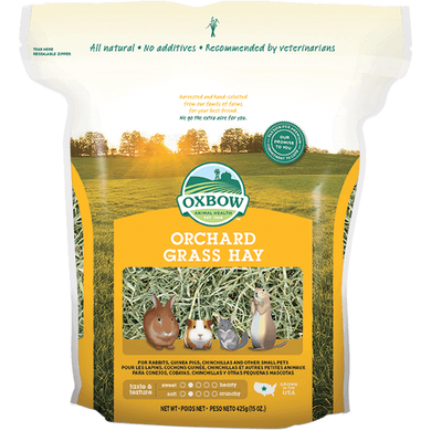 Oxbow Orchard Grass Farm Fresh Hay 40 oz.