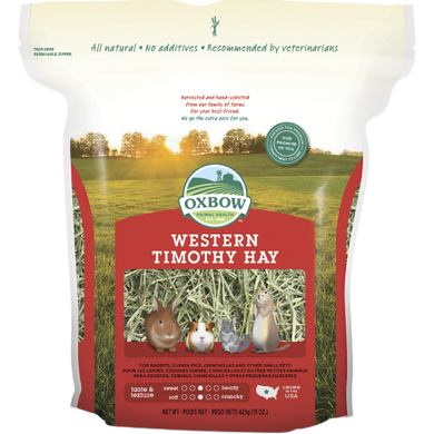 Oxbow Timothy Farm Fresh Hay 40 oz.