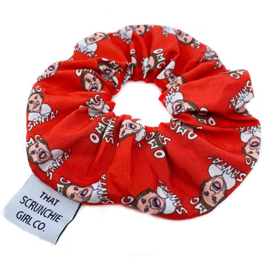 Pablo & Co. OMG SANTA! Scrunchie