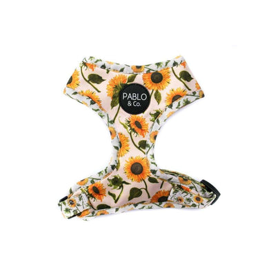 Pablo & Co. Sunflowers Adjustable Harness