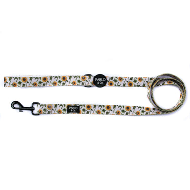 Pablo & Co. Sunflowers Leash