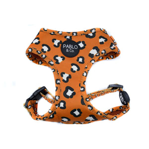 Pablo & Co. That Leopard Print Adjustable Harness