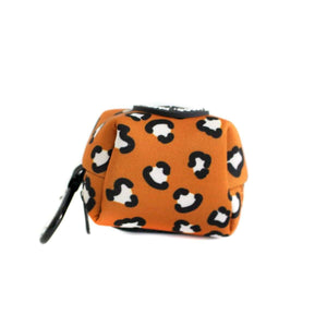 Pablo & Co. That Leopard Print Poop Bag Holder