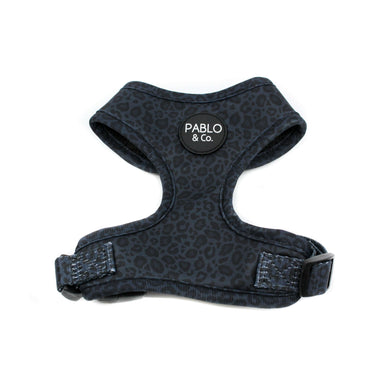 Pablo & Co. The Classic Leopard Adjustable Harness