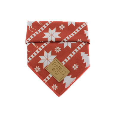 Pablo & Co. Ugly Christmas Sweater Bandana